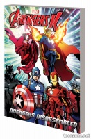AVENGERS K BOOK 3: AVENGERS DISASSEMBLED TPB