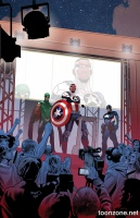 CAPTAIN AMERICA: SAM WILSON #14 (Story Thus Far Variant)