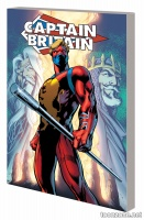 CAPTAIN BRITAIN: LEGACY OF A LEGEND TPB