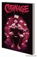 CARNAGE VOL. 2: WORLD TOUR TPB