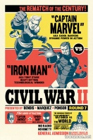 CIVIL WAR II #7 (of 7) (Variant Cover)