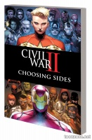 CIVIL WAR II: CHOOSING SIDES TPB