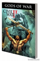 CIVIL WAR II: GODS OF WAR TPB