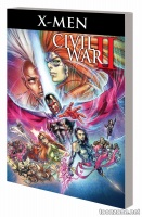CIVIL WAR II: X-MEN TPB