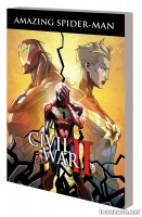 CIVIL WAR II: AMAZING SPIDER-MAN TPB
