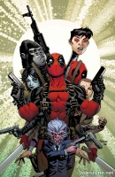 DEADPOOL & THE MERCS FOR MONEY #4 (Variant Cover)