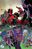 DEADPOOL: TOO SOON? #1 (OF 4)
