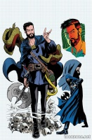 DOCTOR STRANGE & THE SORCERERS SUPREME #1 (Design Variant)
