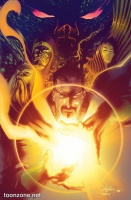 DOCTOR STRANGE & THE SORCERERS SUPREME #1