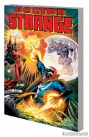 DOCTOR STRANGE: WHAT IS IT THAT DISTURBS YOU, STEPHEN? TPB