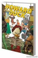 HOWARD THE DUCK VOL. 2: GOOD NIGHT, AND GOOD DUCK TPB