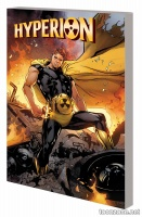 HYPERION: DADDY ISSUES TPB