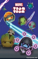 MARVEL TSUM TSUM #3 (OF 4) (Connecting Variant Cover)