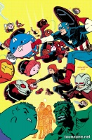 MARVEL TSUM TSUM #3 (OF 4)