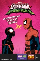 MARVEL UNIVERSE ULTIMATE SPIDER-MAN VS. THE SINISTER SIX #4
