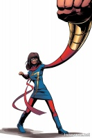 MS. MARVEL #12 (Mike Deodato Variant)
