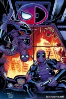 SPIDER-MAN/DEADPOOL #10