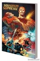 SQUADRON SUPREME VOL. 2: CIVIL WAR II TPB