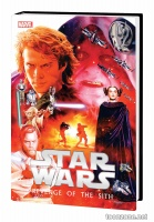 STAR WARS: EPISODE III — REVENGE OF THE SITH HC