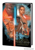 STAR WARS: THE FORCE AWAKENS ADAPTATION HC
