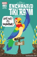 ENCHANTED TIKI ROOM #1 (OF 5) (Variant Cover)