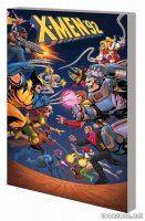 X-MEN '92 VOL. 1: THE WORLD IS A VAMPIRE TPB