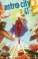 ASTRO CITY #41 (Variant Cover)