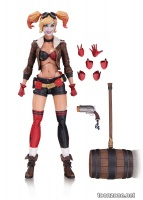 DC DESIGNER SERIES: HARLEY QUINN BY ANT LUCIA ACTION FIGURE