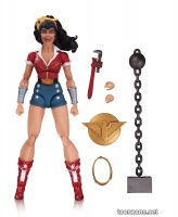 DC DESIGNER SERIES: WONDER WOMAN BY ANT LUCIA ACTION FIGURE