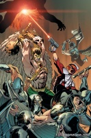 HAWKMAN AND ADAM STRANGE: OUT OF TIME #3
