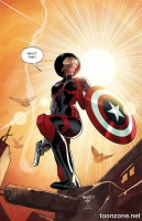 CAPTAIN AMERICA: SAM WILSON #16