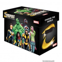MARVEL Graphic Comic Boxes