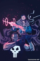 DOCTOR STRANGE/PUNISHER: MAGIC BULLETS #1 (of 4)