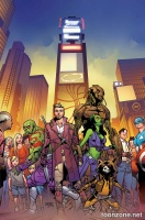 GUARDIANS OF THE GALAXY #15  (Variant Cover)