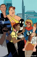 GREAT LAKES AVENGERS #3 (Variant Cover)