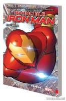 INVINCIBLE IRON MAN VOL. 1: REBOOT TPB