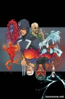 IVX #1 (of 6) (Kenneth Rocafort Variant)