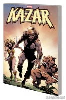 KA-ZAR: SAVAGE DAWN TPB