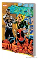 LUKE CAGE, IRON FIST & THE HEROES FOR HIRE VOL. 2 TPB