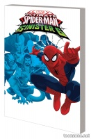 MARVEL UNIVERSE ULTIMATE SPIDER-MAN VS.  THE SINISTER SIX VOL. 1 DIGEST
