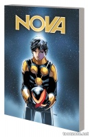 NOVA: THE HUMAN ROCKET VOL. 2 — AFTER BURN TPB