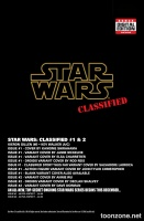 STAR WARS: CLASSIFIED #1 & 2