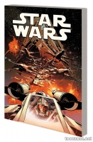 STAR WARS VOL. 4: LAST FLIGHT OF THE HARBINGER TPB
