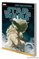 STAR WARS LEGENDS EPIC COLLECTION:  THE CLONE WARS VOL. 1 TPB