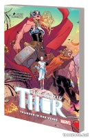 THE MIGHTY THOR VOL. 1: THUNDER IN HER VEINS TPB