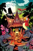 ENCHANTED TIKI ROOM #3 (OF 5)