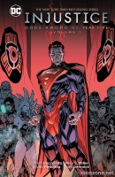 INJUSTICE: GODS AMONG US YEAR FIVE VOL. 1 TP
