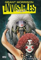 THE INVISIBLES BOOK ONE TP