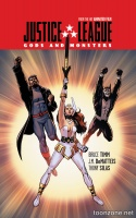 JUSTICE LEAGUE: GODS AND MONSTERS TP