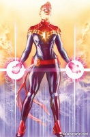 THE MIGHTY CAPTAIN MARVEL #1 (Variant Cover)